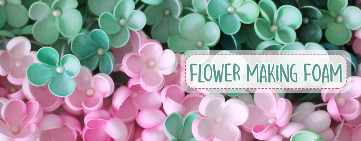 Flower Making Foam