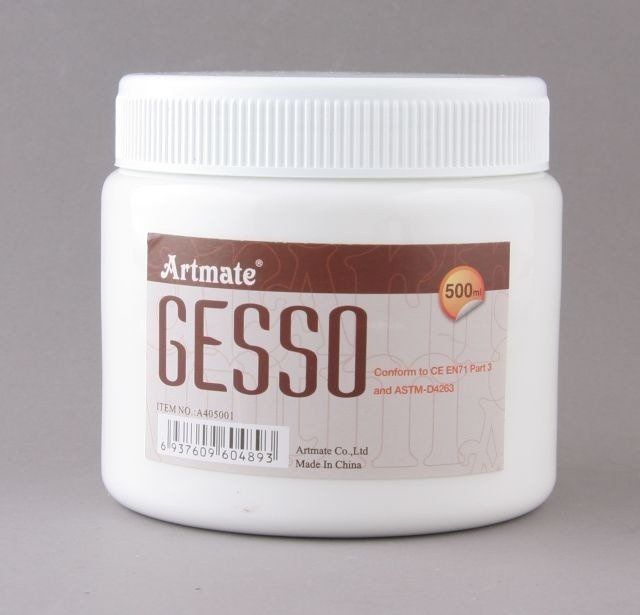 What is GESSO?