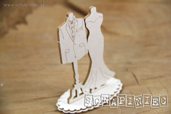 Chipboard - Love in 3D - Big models 3D