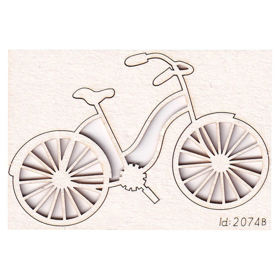 Chipboard bike women's bike