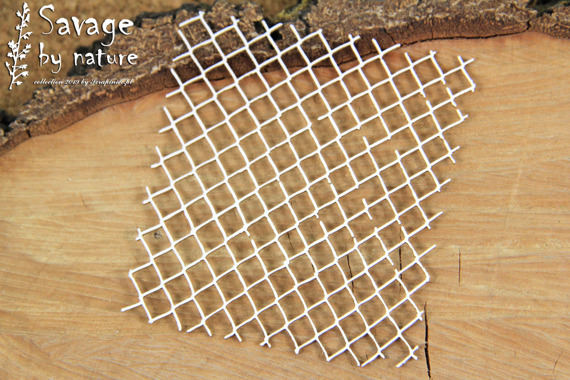 Chipboard net - small - Savage by Nature
