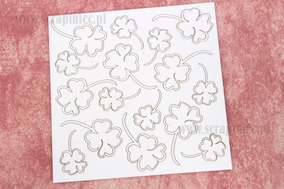 Clover set - 16 pcs.