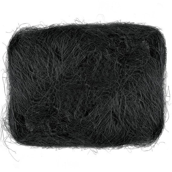 Decoration sisal fiber - dark grey