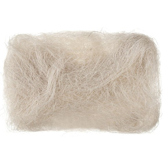 Decoration sisal fiber - natural
