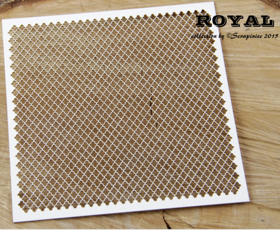 Royal Background Mesh